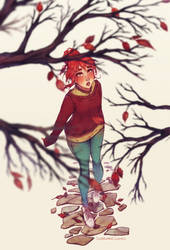 Final Days of Autumn by SurrenderComics