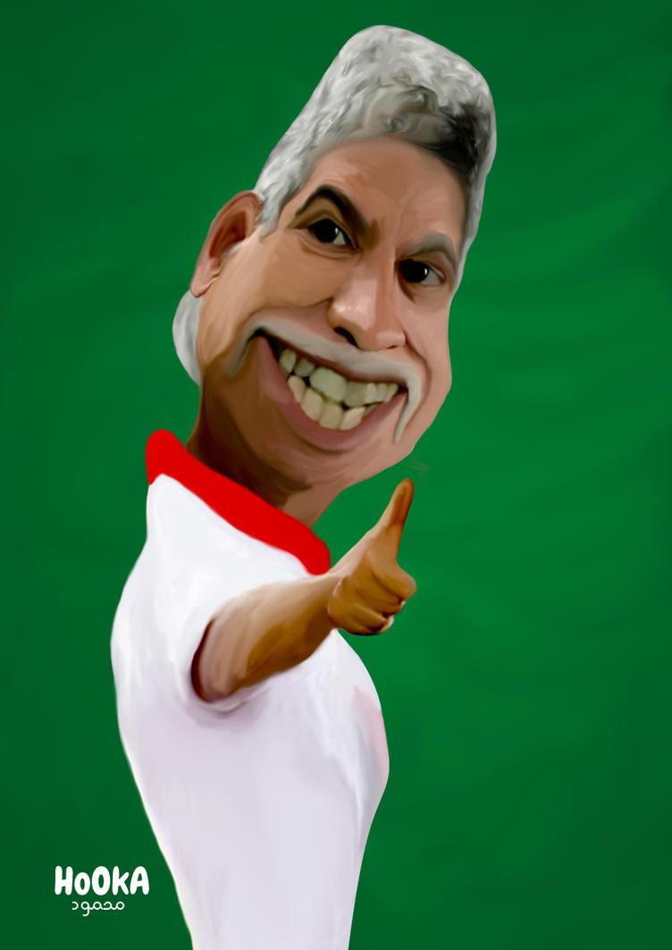 Hassan-Shehata-Caricature by HookaDesigner ... - hassan_shehata_caricature_by_hookadesigner-d4mq1p0