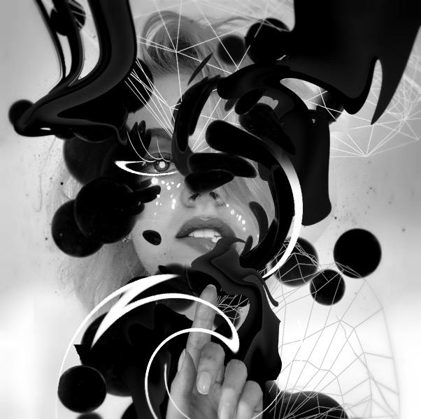 Black hole in white by Akleys