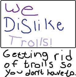 Anti Trolls Club contest: ID by TamaCelebi