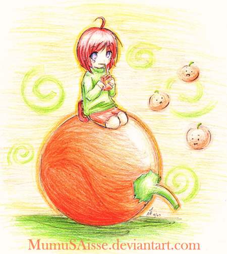 Fruchies: Orange Delight by MumuSAisse