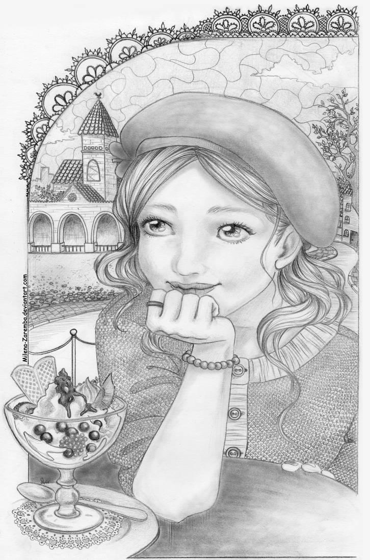 Ivette by Milena-Zaremba
