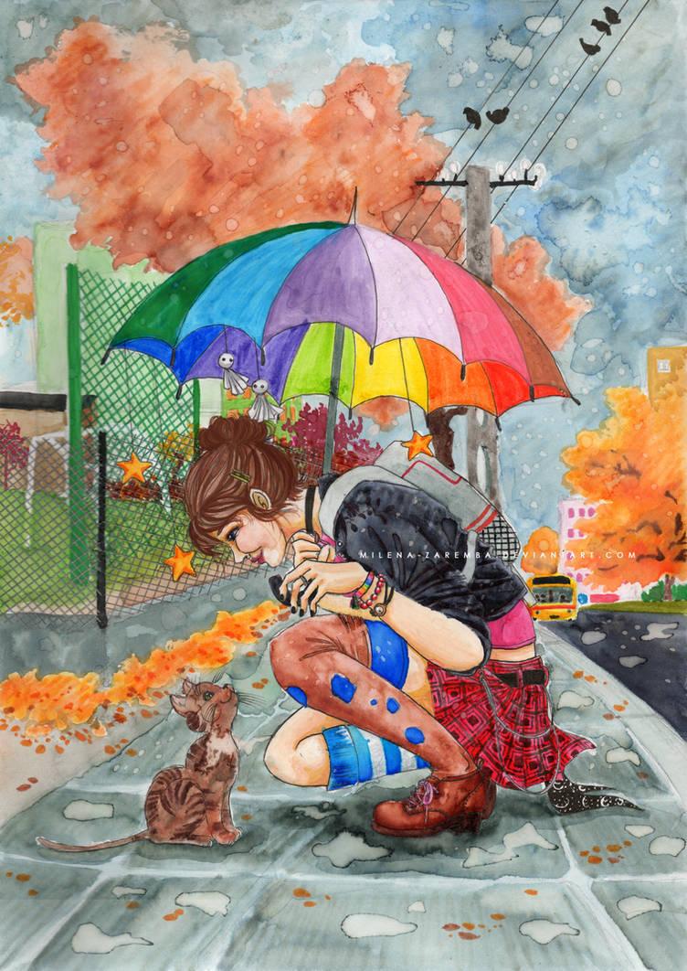 School can wait by Milena-Zaremba