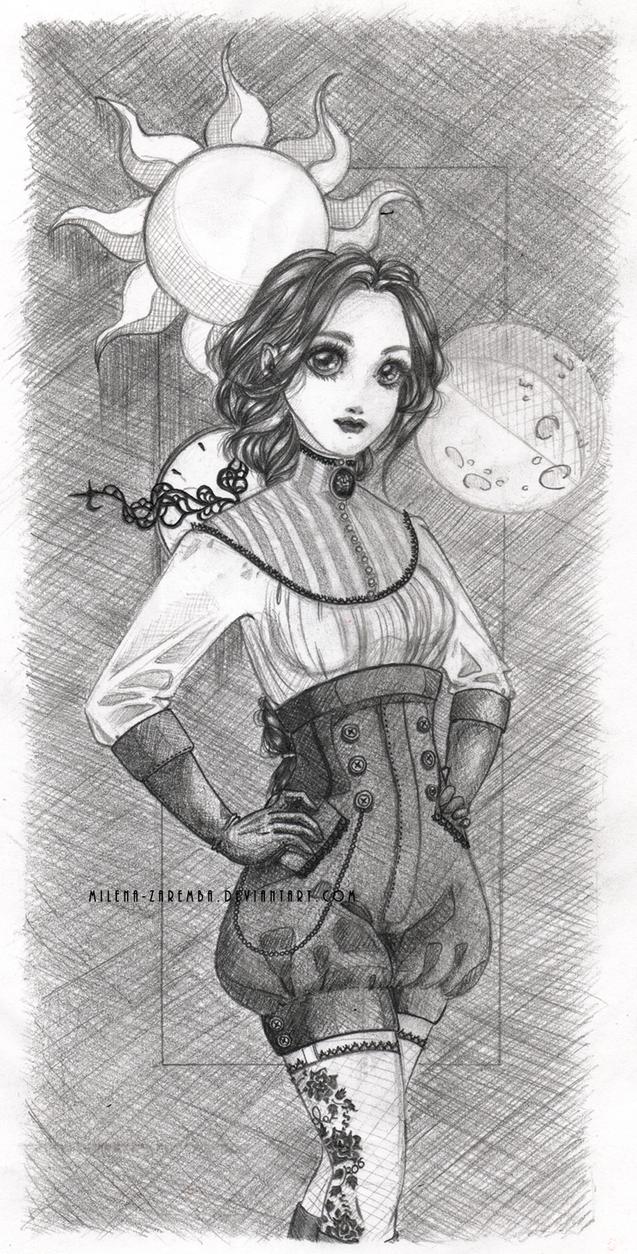 Czas by Milena-Zaremba