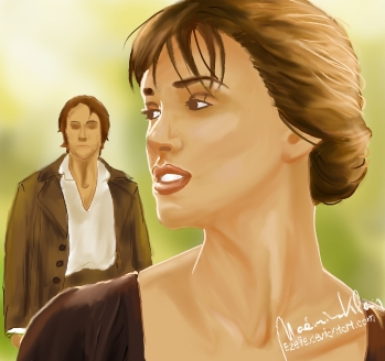 Pride and Prejudice by Ezelie