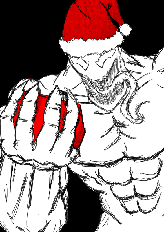 Venom Claus By Autocons On Deviantart