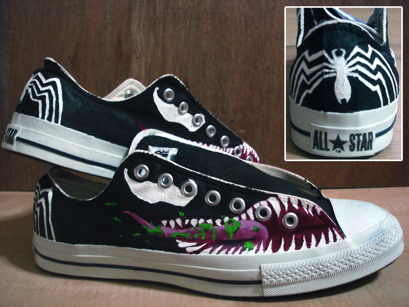 252f109132b56b Venom Shoes by Autocons on DeviantArt