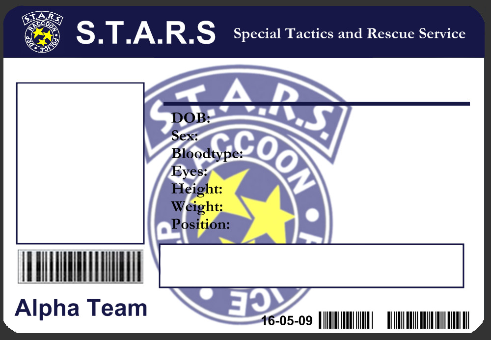 s t a r s id card template by j j joker on deviantart