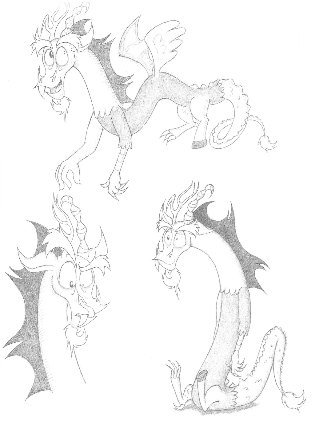Discord Doodles 2 by Smashedatoms