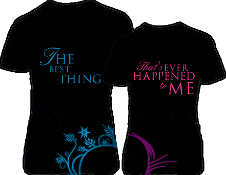 Couple shirt design no 2 by mj082118 on deviantart for Best couple t shirt design
