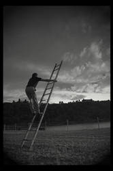 Ladder from-to Heaven by vovkas