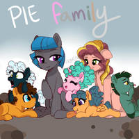 Family Pie by h0mi3