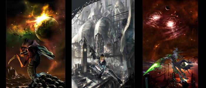 I love Starcraft by d-conanmx