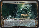 Pits of the cabal by d-conanmx