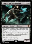 Yorick the Gravedigger by d-conanmx