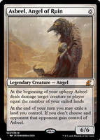 Asbeel Angel of Ruin