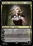 Vraska Agent of Shadows by d-conanmx
