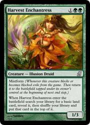 Harvest Enchantress
