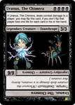 Uranus, Magic the Gathering by d-conanmx