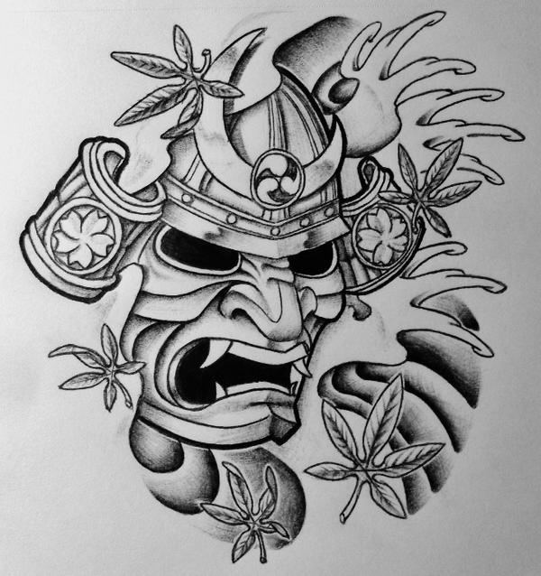 oni mask favourites by miomio1616 on DeviantArt