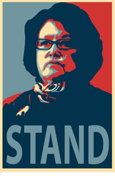 Elouise Cobell - Stand by 814CK5T4R