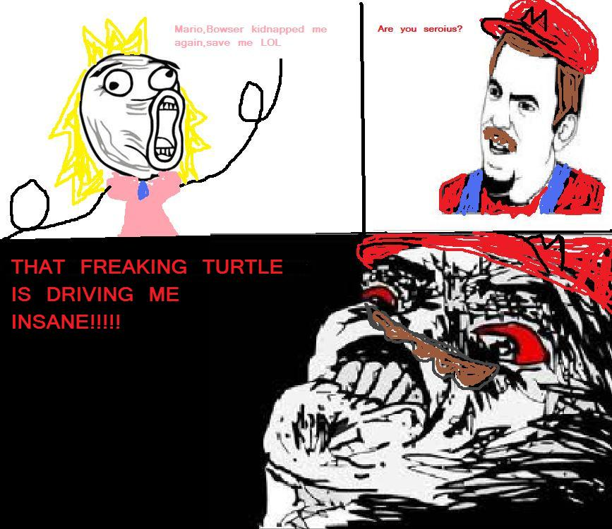 rage comic by ashlee1203