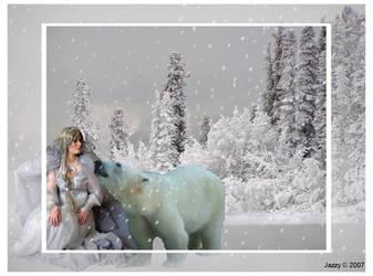 Snow Maiden by jazzywitch