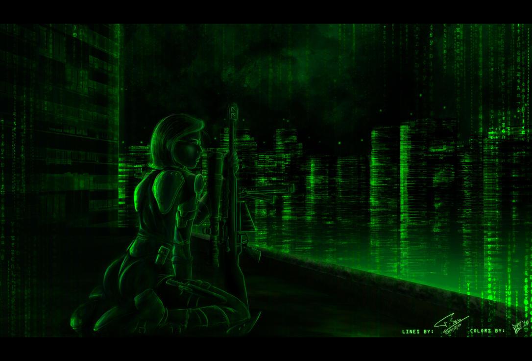 :: Encoded :: by warui-shoujo