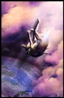 :: Lucifer's Fall :: by warui-shoujo