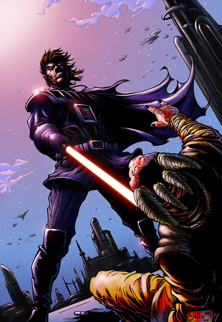 :: Jedi Hunt :: by warui-shoujo