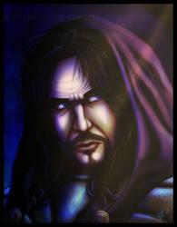 :: Jedi Master Arom Cassiel :: by warui-shoujo