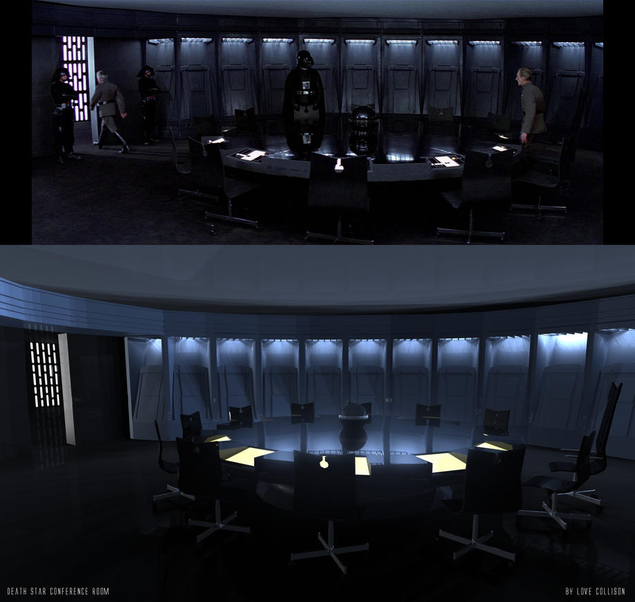 War Room Lighting