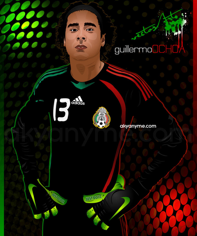 Guillermo ochoa origins by afrodytta on deviantart - Guillermo ochoa wallpaper ...
