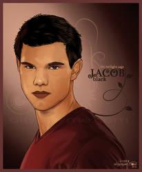 Jacob Black-Twilight Saga by afrodytta