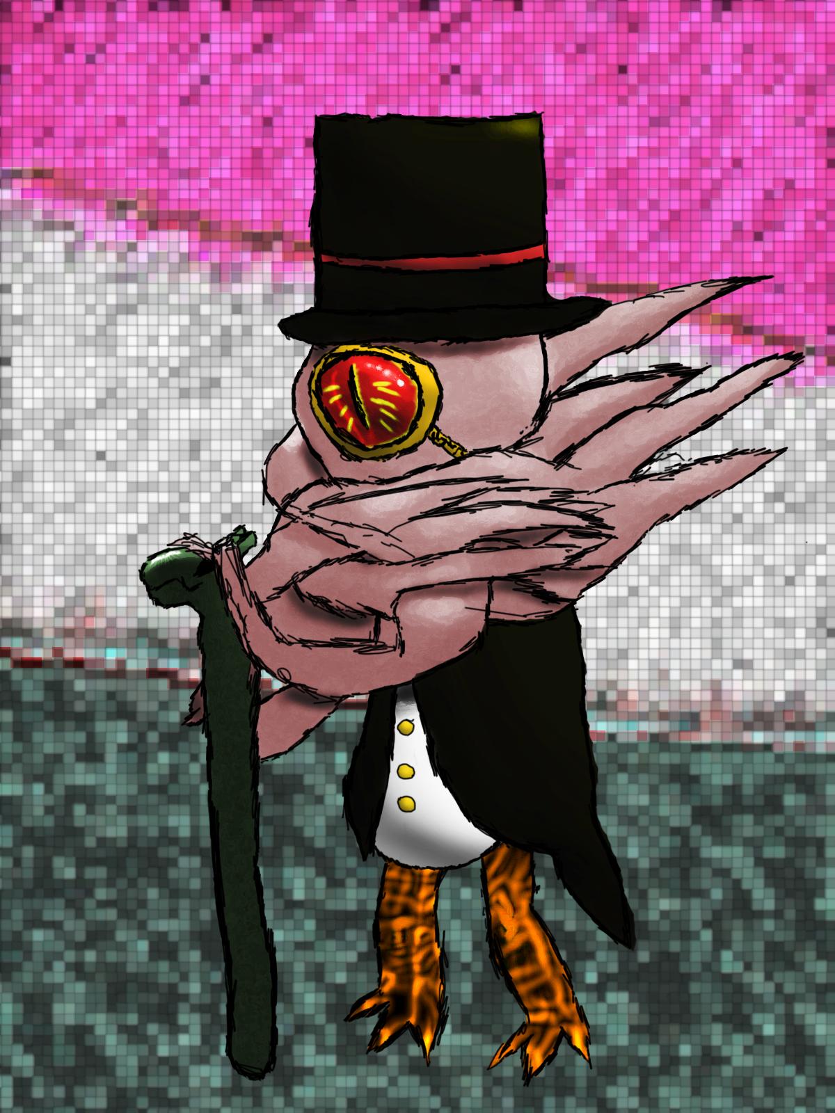 The Gentleman Chimaera