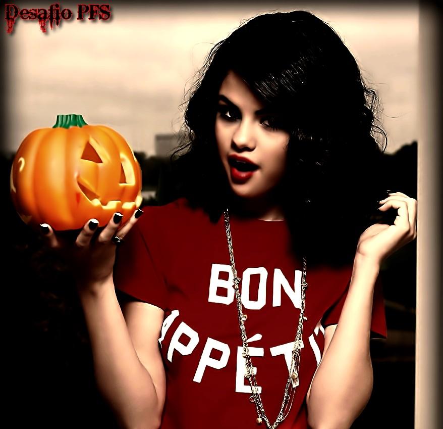 Selena Gomez Halloween by Fletcher32 on deviantART