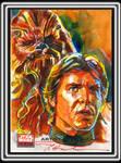 Han and Chewbacca