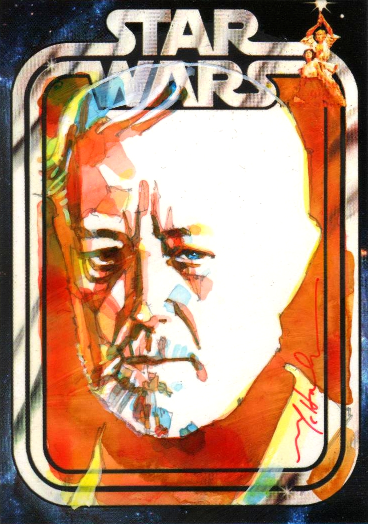 Ben Kenobi by Mark McHaley