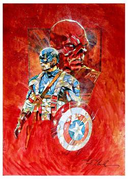 Captain America Heroes Con