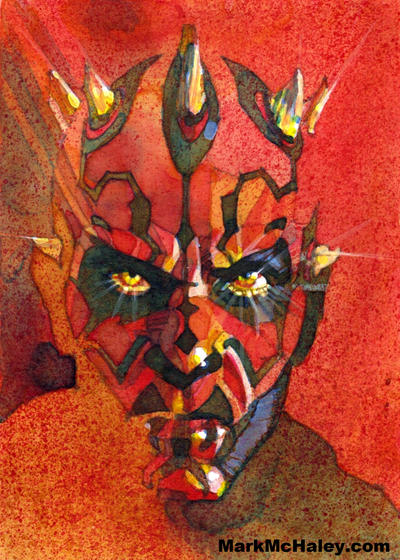 Alternate Maul by markmchaley