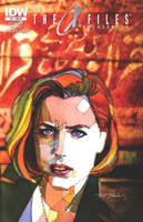 The X-Files Season 10: Agent Scully by markmchaley