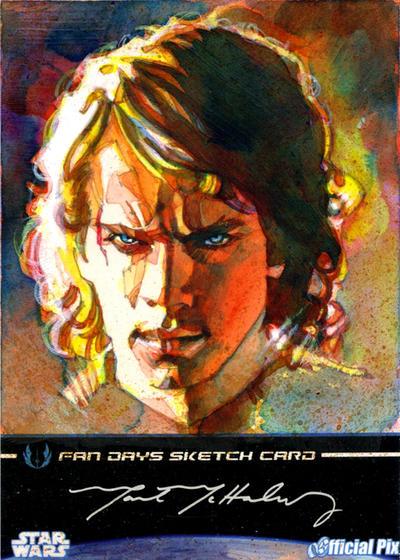 Anakin FanDays3 by markmchaley