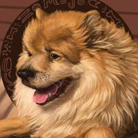 Pet Portrait - Mojo