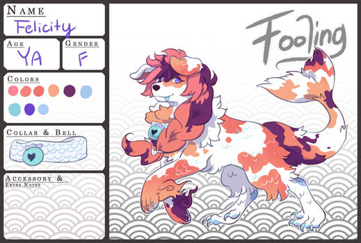 [Fooling #436] Registration: Felicity