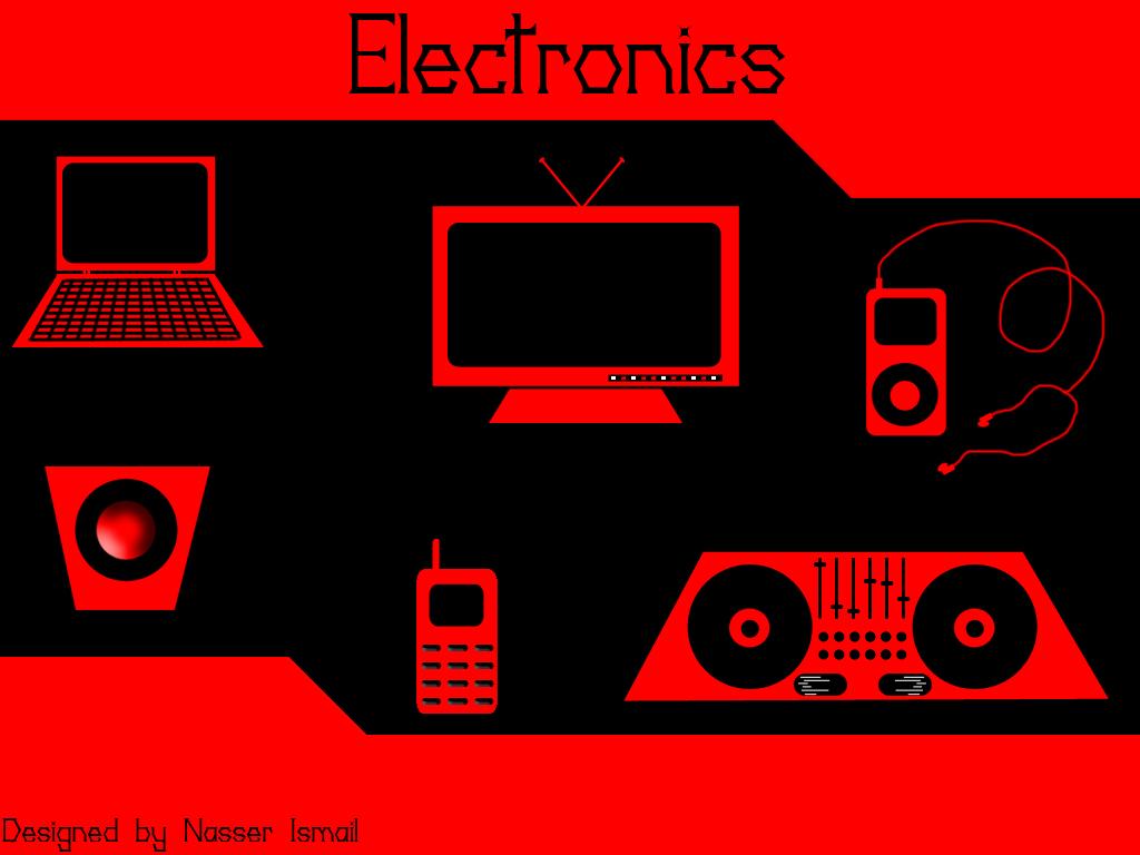 Electronics by El-Sobreviviente