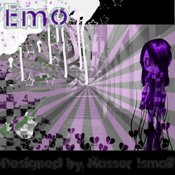 Emo by El-Sobreviviente