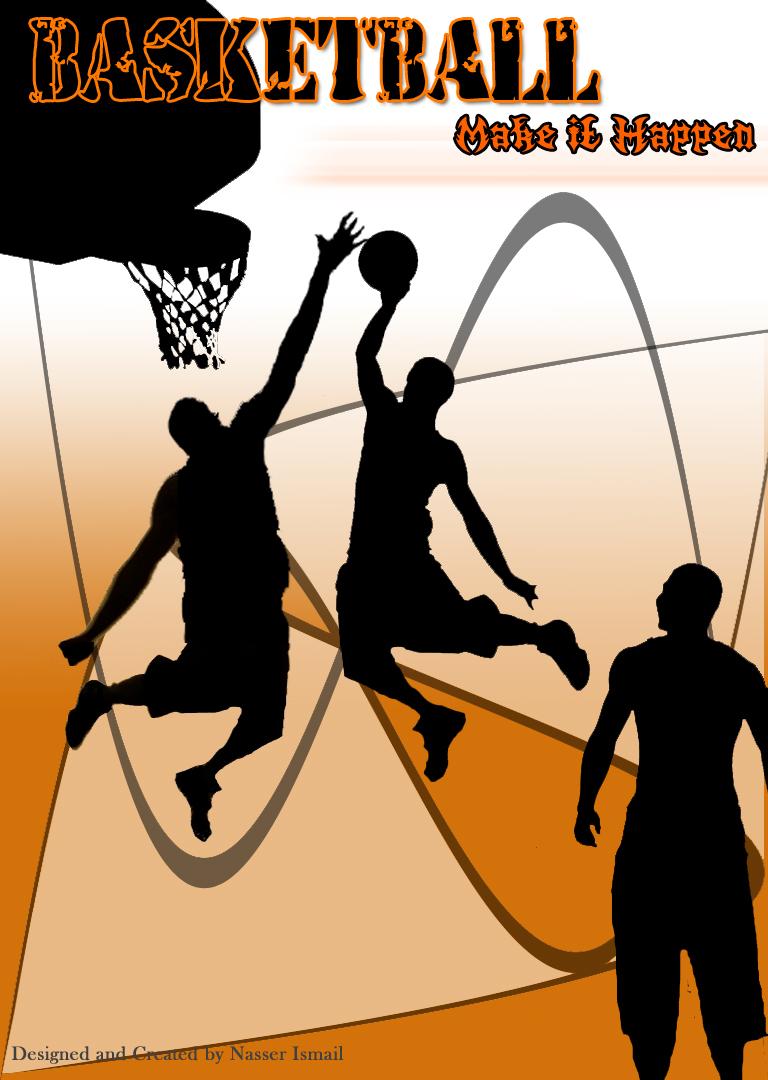 Basketball by El-Sobreviviente