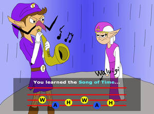 Song of (Waluigi) Time