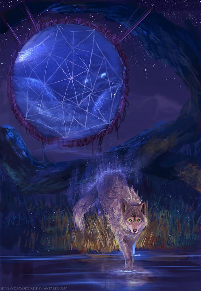 Dream Weaver - by Drayok