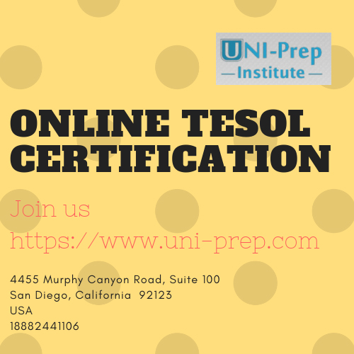 Career with Online TESOL Certification by Uniprep on DeviantArt